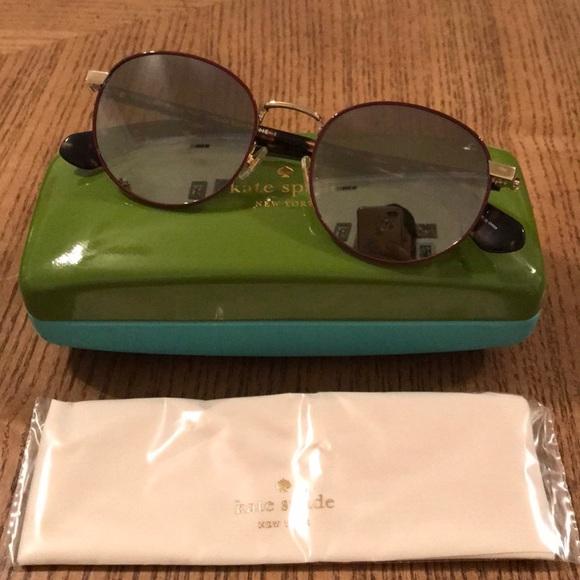106a4c3cad kate spade Accessories - NWOT Kate Spade Adelais Sunglasses